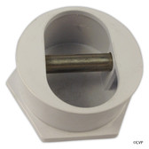 Pentair | CUP ANCHOR |  Stainless Steel Cross Bar Pool and Spa Wall Fitting | 86201300