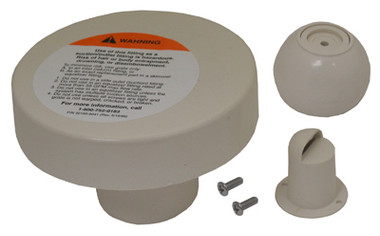 PENTAIR   CONCRETE INLET FITTING   Complete Insider Wall Inlet Eyeball Concrete Pools Fitting, 1-1/2-Inch Slip, White   08429-0000