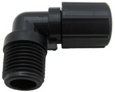 Pentair | Rainbow Automatic Feeder | ½ in. × 90º NPT × tube fitting with nut | R172272