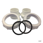 Pentair | Clean & Clear® Plus Filters | FNS® Plus Filters | Triton II Side Mount with ClearPro Technology | TRITON® II Side Mount Filters | Accessories | Sch 40 & 80 for TR100C, TR140C & TR100C-3, TR140C-3 | Bulkhead union kit 2 | 271096