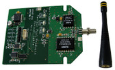 Pentair | EASYTOUCH® Control Systems | IntelliTouch Systems | MOBILETOUCH 1 TRANSCEIVER CIRCUIT BOARD WITH ATTACHED ANTENNA | 520341