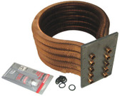 Pentair | MasterTemp® Heater Water System | MAX-E-THERM® HEATER WATER SYSTEM | Tube Sheet Coil Assembly Kit (Includes Item No.3) Models 300NA, 300LP | 77707-0233