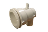 "Waterway | JET BODY WITH WALL FITTING | POLYJET 3/4"" SLIP WATER X 3/8"" RIBBED BARB AIR 