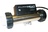 HydroQuip | BATH HEATER |  1.5KW, 115V, IN-LINE WITH 3' NEMA PLUG - VACUUM UNIVERSAL | PH101-15UV CT101-D