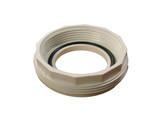 "Waterway | PVC ADAPTER | PUMP 2"" X 2-1/2"" BUTTRESS THREAD WITH O-RING 