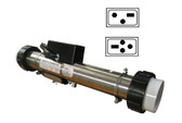 HydroQuip | HEATER ASSEMBLY | VERSI REMOTE HEATER - 5.5KW - 240V WITH CORD | 22-87B-080-1PM3