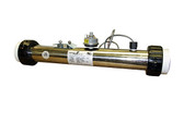 """Thermcore   HEATER ASSEMBLY   5.5KW, 120/240V, 15"""" X 2"""", WITH PRESSURE SWITCH & SENSOR   C2550-0809-TPS"""