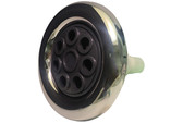 """Custom Molded Products Inc   JET INTERNAL   HURRICANE TWIN SPIN 5"""" STAINLESS   23552-042"""