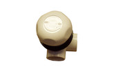 "Waterway | ON/OFF VALVE | 1"" DUAL PORT 3-WAY HORIZONTAL 5 SCALLOP 