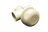 "Waterway | ON/OFF VALVE | 1"" DUAL PORT 3-WAY VERTICAL 