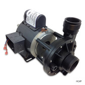 "Waterway | PUMP | 1/8HP 40GPM 230V 1-1/2"" UNION READY IRON MIGHT 