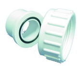 "Waterway | PUMP UNION | 1"" FEMALE BUTTRESS THREAD WITH 1"" SLIP TAILPIECE/O-RING 