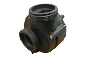 Balboa | WET END | 1.5HP ULTIMA PUMP COMPLETE WITH BLACK IMPELLER VICO | VICO#PKUL10SDCS2/2
