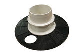 Waterway | SKIM FILTER PART | FRONT ACCESS SKIMMER PLATE (2) & COLLAR ASSEMBLY | 550-6570