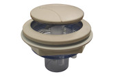 Waterway | WATERFALL | POP-UP ASSEMBLY 180 DEGREE PLASTIC CAP | 675-2000