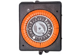 Intermatic | TIME CLOCK | 220V 20A 60HZ 24HR 4 LUG ORANGE | PB914N50-ORANGE