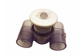 "Balboa Water Group | JET ASSEMBLY | HYDRO JET 1.5"" X 1.5"" WHITE EXTENDED 