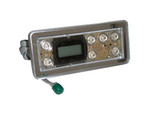 Balboa Water Group | TOPSIDE |  E8 SS 7 BUTTON WITH BACKLIGHT WITHOUT OVERLAY | 54144-01