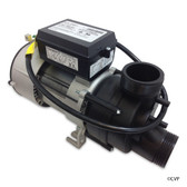 Balboa Water Group/Vico | Power WOW Bath Pump 1.5Hp 1spd 115V W/Cord & Airswitch | 1034002