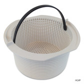 Waterway Plastics | Basket Assembly, Flat Bottom(w/handle) | 550-1030