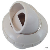 Infusion Pool Products | Inlet Fitting, Venturi, Self-Aligning Slip, White | VRFSASWH