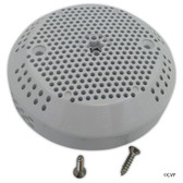"Balboa Water Group/GG | Suction Cover, 3 3/4"",White, 124 GPM(VGB 2008) 