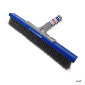 "A&B Brush | BRUSH 12"" M BACK ALGAE SS 