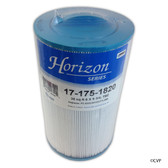 "Horizon Series by Filbur | Cartridge,35sqft,ht,1-1/2""MPT b,6"",9-3/4""3oz 