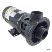 "Waterway | Pump,Gecko AquaFlo FMCP, 0.5hp, 115v, 1-spd, 48fr,1-1/2"",Kit 