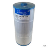 "Horizon Series by Filbur | Cartridge,125sqft,2-1/2""ot,2""male slip b,8-1/2"",19""3oz 