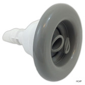 Waterway Plastics | Jet, Poly Storm Internal,Twin Roto, Smooth Face, Gray | 212-8137