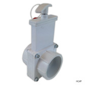 "Valterra Products | (6201)2"" Valve, SxS, PVC-White 
