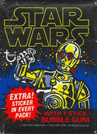 1977 Topps Star Wars Series 1 Wrapper