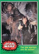 1977 Topps Star Wars Series 4 Card Set (66)