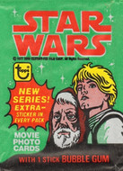 1977 Topps Star Wars Series 4 Wrapper