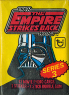 1980 Topps Empire Strikes Back Series 3 Wrapper