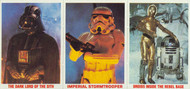 1980 Burger King Empire Strikes Back Card Set (12x3)