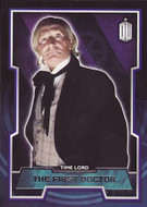 2015 Topps Doctor Who Set + 3 Chase Sets (230)