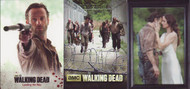 2014 Cryptozoic Walking Dead Season 3 Part 1 Mini Master Set (90)