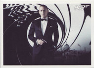 2013 Rittenhouse James Bond Autographs & Relics Set (110)