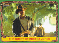 2008 Topps Indiana Jones Heritage Set (90)