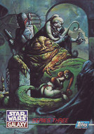 1995 Topps Star Wars Galaxy Series 3 Set + LucasArts Set (102)