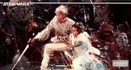 1995 Topps Star Wars A New Hope Widevision Set (120)