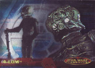 2001 Topps Star Wars Evolution Set (93) + P1 & P2