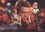 2002 Topps Star Wars Attack of the Clones Master Set (123)