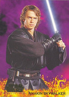 2005 Topps Star Wars Revenge of the Sith Set plus Foils (96)