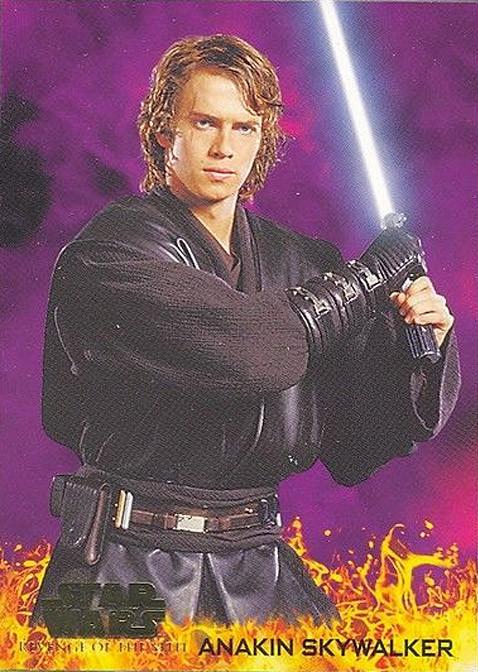 2005 Topps Star Wars Revenge Of The Sith Set Plus Foils 96 Rich S Cards