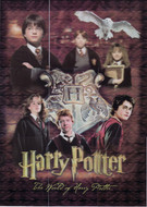 2007 Artbox Harry Potter World of 3D Puzzle  Set (9)