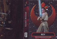 2016 Topps Star Wars The Force Awakens Chrome Set + Heroes of the Resistance Set (118)