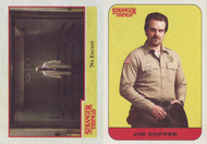 2018 Topps Stranger Things Season 1 Set + Sticker Set (120)